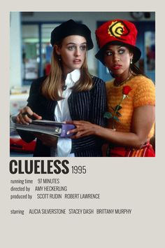 Alternative Minimalist Movie/Show Poster - Clueless - 5016 Wallpaper Iconic Movie Posters, Minimal Movie Posters, Movie Poster Art, Poster S, Iconic Movies, Poster Wall, Film Posters, Disney Movie Posters, Concert Posters