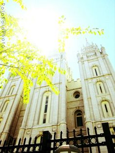Salt Lake Temple Photo cred: RoloKoloPhoto