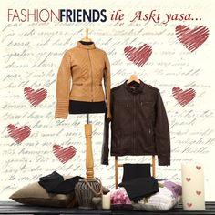 Haftanın Flash ürünleri. #FASHIONFRIENDS ile Aşkı Yaşa! www.fashionfriends.com  #streetwear #sokakstili #sokakmodasi #fashion #moda #sevgililergunu #14subatkombini #happyvalentinesday #fashion #mancollection #womancollection #dericeket #ceket #coat #jacked #askkombini #wintercollection #kadinmodasi #erkekmodasi