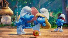 Smurfs: A Vila Perdida – E a busca da Smurfete por sua identidade