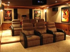 amazing home theater designs. Amazing Home Theater Designs  Hollywood regency seats and Regency