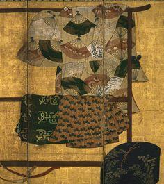 Period: Momoyama period Date: (right screen) late century; (left screen) early to century. Japanese Painting, Japanese Art, Muromachi Period, Japanese Screen, 17th Century Art, Edo Period, Luxor Egypt, Future City, British Museum