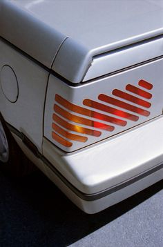 All Synthwave retro and retrowave style of arts 80s Design, Retro Futurism, Tail Light, Car Detailing, Industrial Design, Nissan, Classic Cars, Automobile, Design Inspiration