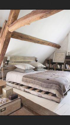 Rustic Bedroom #decor #design #interiordesign