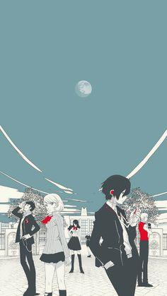 peppermint anime lizenziert Persona 3 The Movie Spring of Birth Persona 5, Persona 4 Wallpaper, Persona 3 Portable, Shin Megami Tensei Persona, Dark Souls 3, 1 Live, Game Art, Peppermint, Cool Art