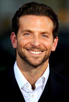 Bradley Cooper. Celebrity. Famous. Eyes. Fame. Fashion. Style. Men. Male. Boy.