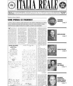 Italia Reale Febbraio 2012