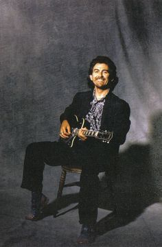 George Harrison - Cloud Nine, 1987