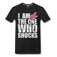 """""""I am the one who shocks"""" - Bist du ein Drifter und bist in der JDM Szene, dann ist dieses Drifting-Design etwas für dich!  #drift #drifting #jdm #shocker #drifter #driften"""