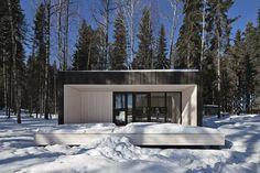 BINNENKIJKEN. Eén met de natuur in duurzaam Fins woonproject - De Standaard