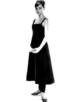 Audrey Hepburn (1957)