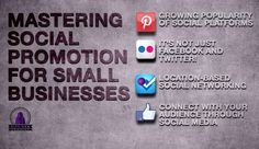 Mastering Social Promotion for Small Businesses | City Web Company