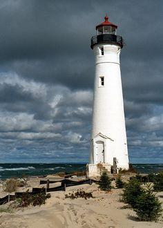 Point Crisp Lighthouse (Lake Superior)