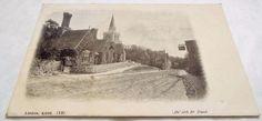 Linton - Maidstone - Kent - Antique Postcard c1910 Postcards, Antiques, Painting, Art, Antiquities, Art Background, Antique, Painting Art, Kunst