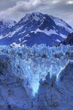 Glacier Bay's Glaciers in Alaska.
