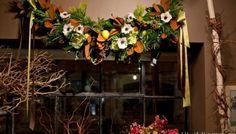 루이스 밀러 플로리스트 겨울 디자인 뉴욕 유학 연수 | 두드림 유학 florist, flower, design, class, new york, flowerschool