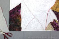 How to Sew Art Quilts part two, as seen on PBS on Sewing With Nancy with Nancy Zieman and guest Tammie Bowser.