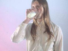 #JaakkoEinoKalevi - #Finnish producer/multi-instrumentalist ( yeah! 喝牛奶也能這麼輕飄飄的 好 high... ) . #Pitchfork 6.9分推薦 ( self-titled album, Released: 12 June 2015 )