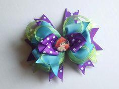 Ariel hair clip!