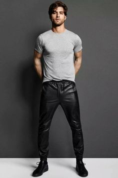 727 Best Leather Images Leather Pants Man Fashion Leather Jackets