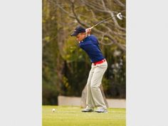 BROADACRES – Dainfern pupil Emerson Bam held his spirits high in the face of sullen Scottish weather during the 2015 US Kids Golf Tournament recently. Kids Golf, Our Kids, Journalism, Emerson, Hold On, Weather, Baseball Cards, Face, Journaling