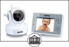 SWITEL BCF 990 - sistema para control de bebés - inalámbrico  ✿ Vigilabebés - Seguridad ✿ ▬► Ver oferta: http://comprar.io/goto/B00GVGTLGG