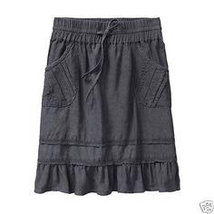 Athleta Poolside Linen Skirt