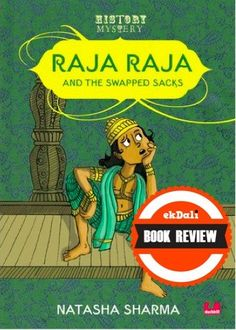 """"""" At the peak of its grandeur, the chola empire was bigger in size than even current day India. This book is a great way to introduce to kids, the grandest monarch Raja Raja Chola and the general cultural ethos of his time 900 CE""""  Publisher : Duckbill Author : @NatashaSharmaWrites Illustrator : Nilomee Jesrani  #BookReview #Kids"""