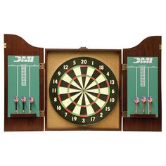 Escalade Sports Dartboard Cabinet Set