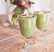 Green Smoothie Recipes That'll Do Wonders for Your Skin