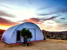 10 Cool Quonset Homes and One Really Ugly One | Dengarden
