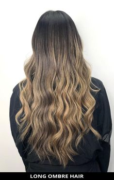 You've gotta try this amazing long ombre hair that everyone is talking about! Need more hair inspo like this? Tap visit to see all of 23 hottest long ombre hair for a unique look. // Photo Credit: @xcellentbeautysalon on Instagram Long Ombre Hair, Latest Hairstyles, Hair Inspo, Photo Credit, Salons, Most Beautiful, Stylists, Long Hair Styles, Unique