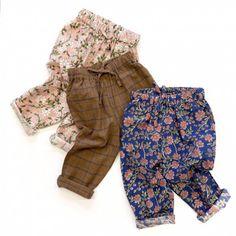 """Pantalon Enfant Fille et Garçon Léger en Coton """"Raja"""" Parachute Pants, Harem Pants, Collection, Fashion, Pajamas, Plus Size, Cotton, Moda, Harem Trousers"""