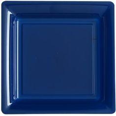 assiette ronde couleur bleu marine bleu azur cobalt poudre pinterest. Black Bedroom Furniture Sets. Home Design Ideas