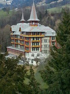 Paxmontana Jugendstilhotel Flüeli-Ranft, Obwalden