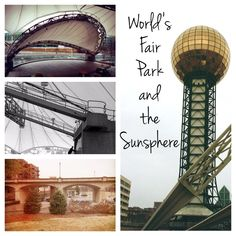 Things to Do in Knoxville, Tennessee The Sunsphere IS the skyline of Knoxville, but dpn't forget to check out the rest of World's Fair Park as well. Such a cool place.