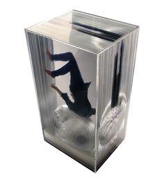 New Layered Plexiglass Artworks by Yosman Botero - My Modern Metropolis