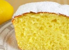 Рецепт Творожно-лимонный пирог с фото
