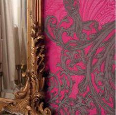 Incognito - Hoogwaardig vliesbehang die klasse uitstraalt met stijlvolle bloemen en prachtige uni's