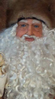 Backwoods Santa Face-  artist????