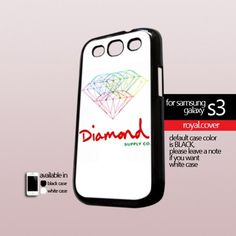 Diamond Supply Co logo-Print On Hard Case For Samsung Galaxy S3 i9300