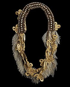 Walid for CoutureLab - Beaded Antique Necklace: CoutureLab.com - Stylehive)