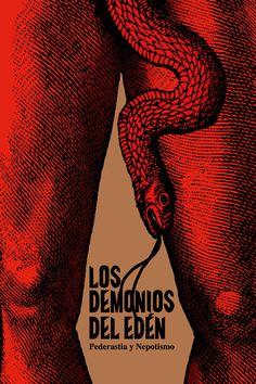 Eréndida Mancilla. México. Los Demonids del Eden