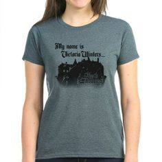 Dark Shadows My Name Is Victoria Winters T-Shirt