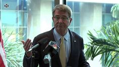 Press Conference with Ash Carter Following CDMA