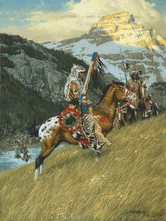 National Wildlife Galleries: Frank C.McCarthy Western Art