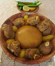 Libyan Food, Pot Roast, Food And Drink, Beef, Cooking, Ethnic Recipes, Carne Asada, Meat, Kitchen