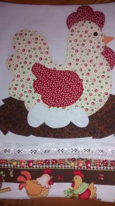 Awesome ideas to experiment with Applique Quilt Patterns, Applique Templates, Wool Applique, Applique Designs, Patch Quilt, Quilt Blocks, Craft Patterns, Sewing Patterns, Sewing Crafts