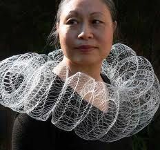 ...and when the kids were finished playing with their Christmas slinkies, I thought, well, maybe I could just borrow it for a bit.... | nora fok - Google Search