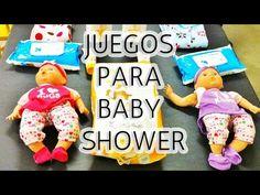 10  Juegos para Baby Shower Muy Divertidos HD - YouTube